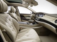 Mercedes Maybach S Klasse 2015 037