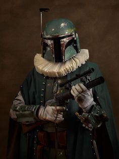 16th Century Star Wars, Superhero, Villain & Fairy Tale Cosplays