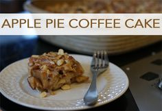 This apple pie coffe