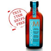 Moroccan Oil-This stuff is bombbb.