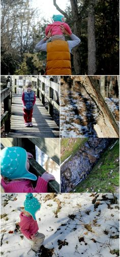 Simple ways to enjoy a winter walk & recharge as a family