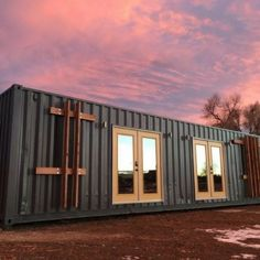 THE INTELLECTUAL TINY CONTAINER HOME - DWELL BOXES