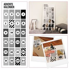 1000 images about adventskalender creatisto on pinterest advent calendar basteln and advent. Black Bedroom Furniture Sets. Home Design Ideas