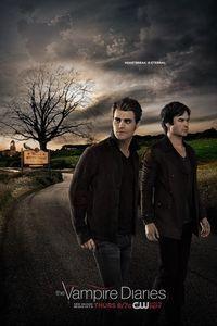 The Vampire Diaries é uma série de televisão americana de terror, fantasia e romance desenvolvido por Kevin Williamson, baseado em…