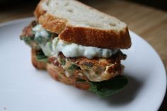 FISH RECIPES- Fish Burger with Lentil Dip and Cucumber Yogurt