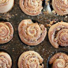 Schnecken Czech Recipes, I Foods, Pancakes, Cookies, Breakfast, Kitchen, Hampers, Snails, Crack Crackers