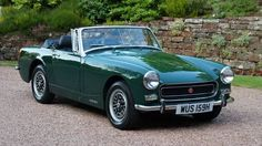 1970 MG MIDGET MK3 RWA - NEW HERITAGE SHELL - HISTORIC CAR- For Sale on Car And Classic UK [C404616]