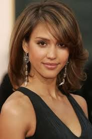 Image result for best medium haircuts for long faces and thick hair
