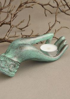Buddha Hand Sculpture