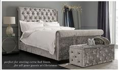 Got family stopping over the Christmas holiday? No problem! We have our beautiful Westcott beds to help your guest room burst with style!
