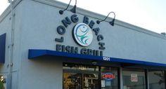 Long Beach Fish Grill - Best Seafood Restaurants Long Beach | Fish & Chips Takeaway  #seafood #restaurants #LongBeach