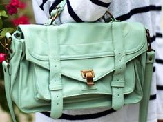 sea foam green lovin'.