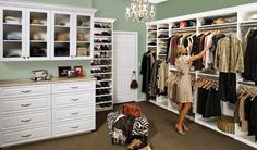 IKEA Custom Closet | Custom Closet from Tailored Living