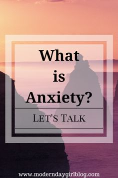 What is Anxiety? Do to want to know all about anxiety and whether it might be affecting you? Read this now to find out!