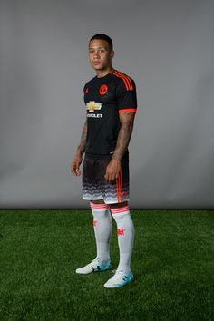 ab7acd2d0ca Adidas reveals Manchester United's third kit for the season... Manchester  United Third Kit