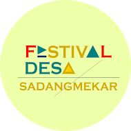 Logo Festival Desa Sadang Mekar