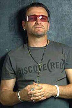 Bono Lookalike