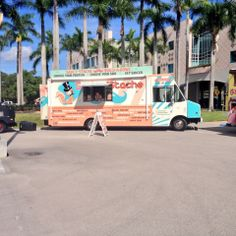 Saucy 'Stache food truck, voted Rookie of the Year in 2013! Located in Miami and Ft. Lauderdale, Florida.