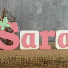 Craft Letters, Letter A Crafts, Laser, Birthday Greetings, Euro, Woodworking, Ideas, Fruit Ideas, Butterfly