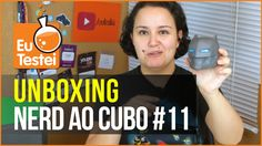 Resista a esse unboxing do Nerd ao Cubo #11! - EuTestei