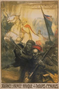 Examples of Propaganda from WW1 | French WW1 Propaganda Posters Page 53