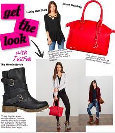 Pammy Blogs Beauty: Casual Chic for the New Year with JustFab: My January JustFab Selections!
