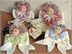 1 million+ Stunning Free Images to Use Anywhere Handmade Angels, Free To Use Images, Pine Cone Crafts, Christmas Ornament Crafts, New Years Decorations, Baby Sprinkle, Felt Flowers, Easter Crafts, Diy Crafts