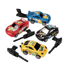 Racing Car & Propulsion Key Sets - OrientalTrading.com