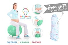 Baby Bump Ball- includes a free gift!