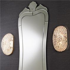 Sparkling Lightshow Wall Sconce- 2 Light