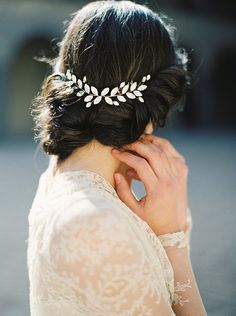 Exquisite bridal shoot in an Italian Castle