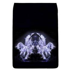 Forest Unicorns Removable Flap for Chameleon Shoulder Bag (Regular) Chameleon, Unicorns, Batman, Shoulder Bag, Superhero, Bags, Fictional Characters, Handbags, Chameleons