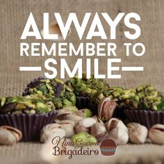 """PISTACHIO:  What's in a name? That which we call a pistachio is known as the """"smiling nut"""" in Iran and the """"happy nut"""" in China. They're also known as the """"green almond."""" #pistachio #nuts #SmilingNut  #brigadeiro #flavor #delicious #chocolate #tinybites #bigbites #favorite #instafood #foodpics #amazing #yum #eat #desserts #eating #instagood #delish #dessert #food #sweettooth #foods #hungry #yummy #fresh #foodpic #tasty #lovefood"""