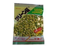 Kasugai Roasted Green Peas, 3.35-Ounce Packages (Pack of 20) -- Click on the image for additional details.