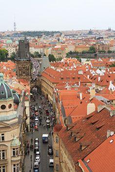 A visit to Prague...