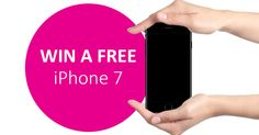 iSmash, the express repair service for smartphone, tablet & computer is giving away a free iPhone 7 to one lucky winner! Enter today!