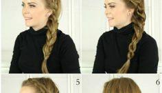 8 Fun Ways to Wear a Side Braid!