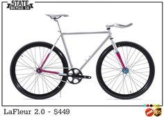 Custom Fixed Gear Bikes | Fixie Bikes | State Bicycle Co.