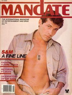 Magazine Gay porn