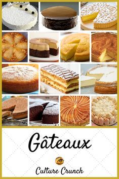 Easy Desserts, Delicious Desserts, Gateau Cake, French Dessert Recipes, Party Buffet, Base, No Bake Cake, Sweet Treats, Good Food