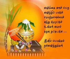 Happy Pongal Wishes & Quotes