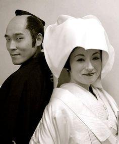 SAMURAI Wedding by Yoshiaki Nagashima.