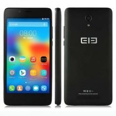 Elephone P6000 use 5 inch Screen, with MTK6732 64-bit Quad Core 1.5GHz processor, has 2GB RAM, 16GB ROM, 2MP front + 13MP rear dual camera, installed Android 4.4 OS.
