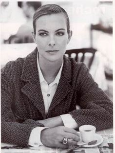 Carole Bouquet, lovely