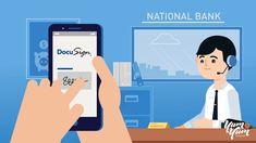 DocuSign - Animated Explainer Video