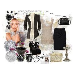 Style by joumana-diab-taha on Polyvore