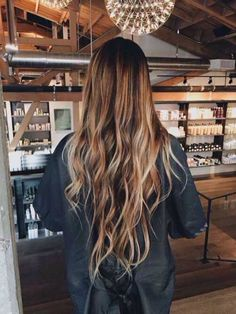 Best Long Wavy Hairstyles : And this is how super long hair looks with waves! Blonde Plage, Face Shape Hairstyles, Pretty Hairstyles, Wavy Hairstyles, Wedding Hairstyles, Beach Hairstyles, Straight Hairstyles, Surf Hair, Long Thin Hair