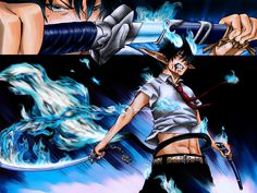 850 Best Ao No Exorcist Images On Pinterest In 2018