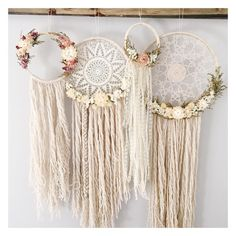 Meadow and Moss Etsy Shop on Instagram #boho #dreamcatcher