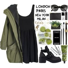 """""""DAY WEAR - WHERE TO NEXT?"""" by pretty-basic on Polyvore"""